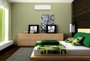 Dotée du système Inverter, un climatiseur est économique, tout en assurant votre confort.