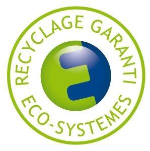 Pastille Recyclage Garanti Eco-systemes